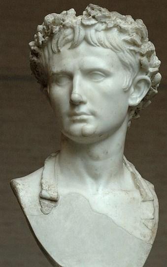 Busto di Augusto - Il cosiddetto Augustus Bevilacqua, Gliptoteca di Monaco di Baviera