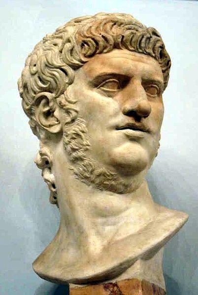 Busto di Nerone - Musei Capitolini.