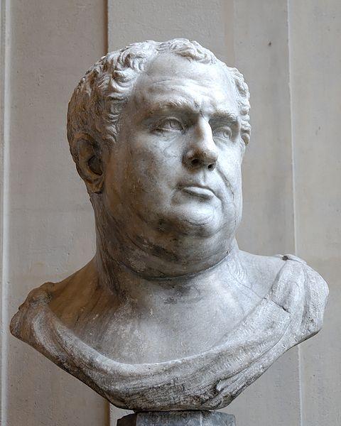Busto di Vitellio - Louvre