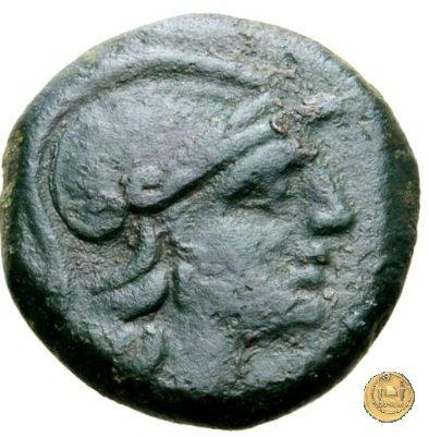 240/6 - oncia C. Curiatius Trigeminus filius 135BC (Roma)