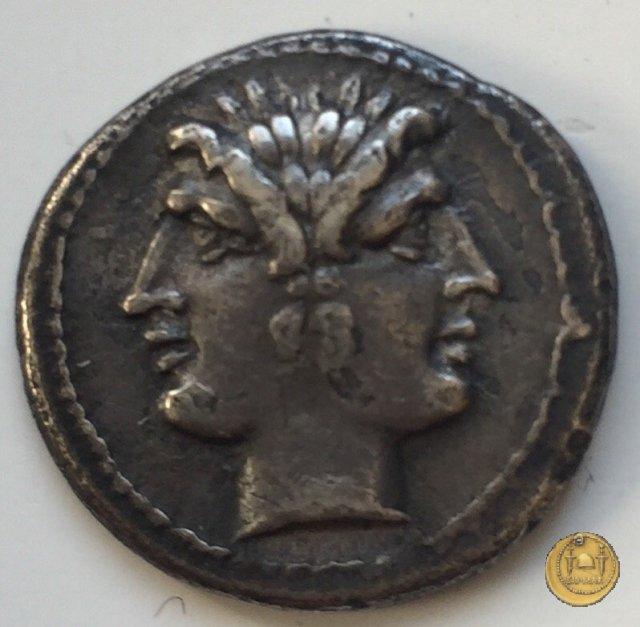 dramma o 1/2 quadrigato 225-214BC