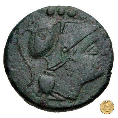 106/6 - triente 208BC (Etruria ?)