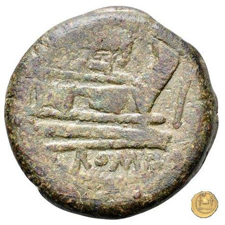116/2 - asse 206-195a.C. (Roma)