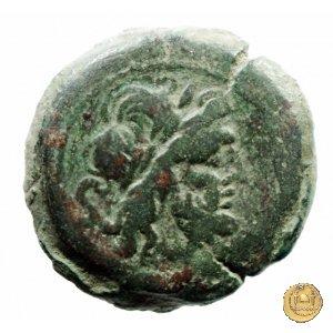 122/4 - semisse 206-195a.C. (Roma)