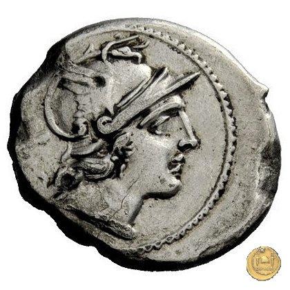 123/1 - ariete (ram) 206-195BC (Roma)