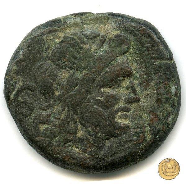 136/3 - semisse Aurelius 194-190BC (Roma)