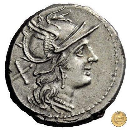 137/1 - crescente (crescent) 194-190BC (Roma)