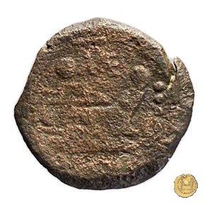 143/3 - triente Q. Maenius 189-180a.C. (Roma)