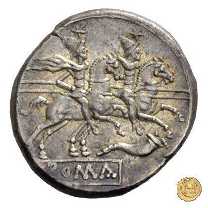 157/1 - cornucopia (cornucopiae) 179-170a.C. (Roma)