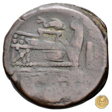 160/1 - asse 179-170a.C. (Roma)