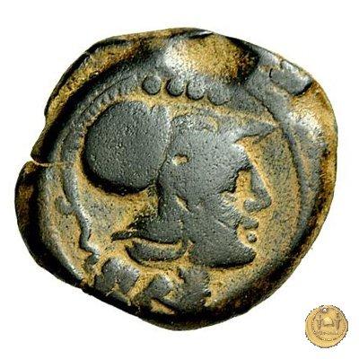 179/3 - triente 169-158BC (Roma)