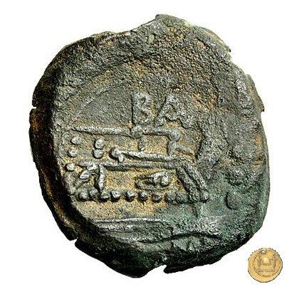 179/4 - quadrante 169-158BC (Roma)