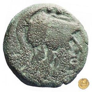 189/3 - triente P. Cornelius Blasio 169-158a.C. (Roma)