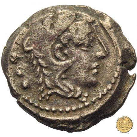 203/5 - quadrante C. Maianius 153a.C. (Roma)