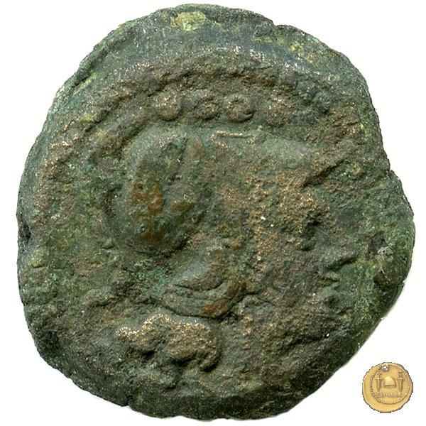 205/4 - triente P. Cornelius Sulla 151BC (Roma)