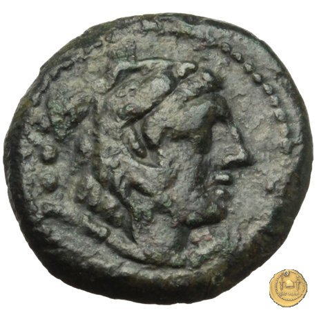 244/3 - quadrante C. Aburius Geminus 134a.C. (Roma)