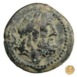 257/2 - semisse M. Vargunteius 130a.C. (Roma)