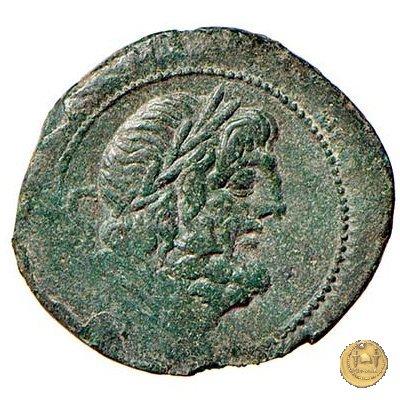 274/2 - semisse C. Porcius Cato 123BC (Roma)