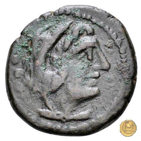 277/2 - quadrante Q. Minucius Rufus 122a.C. (Roma)