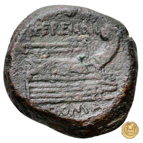 308/3 - quadrante M. Herennius 108-107a.C. (Roma)