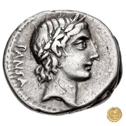 342/5 - denario C. Vibius C.f. Pansa 90BC (Roma)