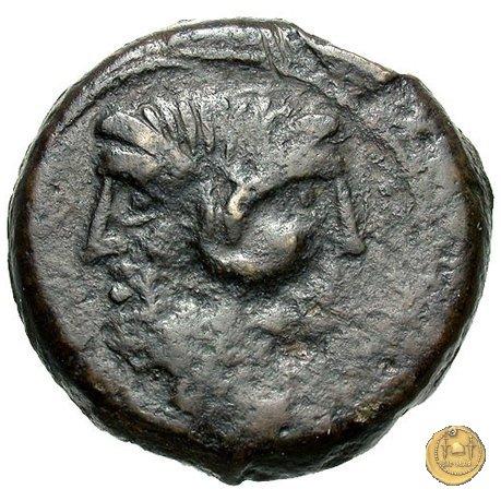 342/7 - asse C. Vibius C.f. Pansa 90BC (Roma)