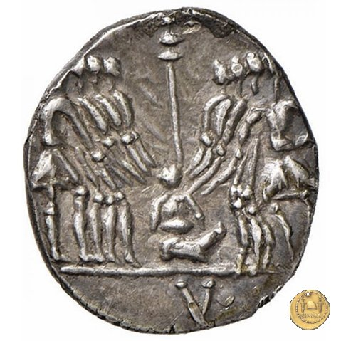 3b - Giuramento a otto 90BC (Corfinium)