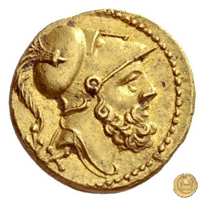44/2 - LX assi 211a.C. (Roma)
