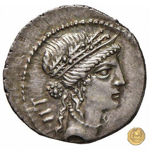 452/2 - denario C. Iulius Caesar 48-47a.C. (Itinerante con Caesar)