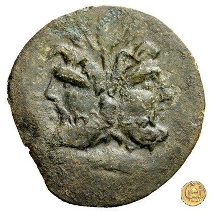 478/1 - asse Sex. Pompeius Magnus Pius / Eppius 45-44BC (Sicilia)