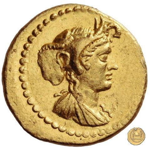 491/1a - aureo L. Cestius / C. Norbanus 43BC (Roma)