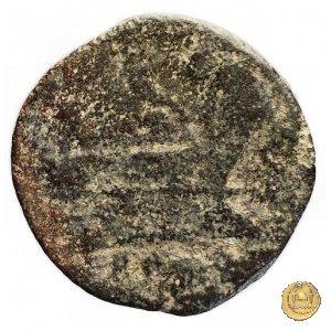 58/4 - semisse 207a.C. (Roma)