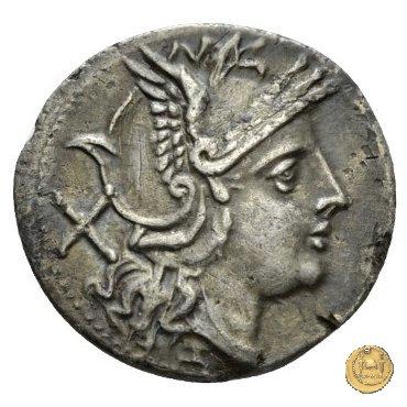 68/1 - spiga di grano (corn-ear) 211-208a.C. (Sicilia)