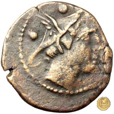 69/6 - sestante 211-208a.C. (Sicilia)