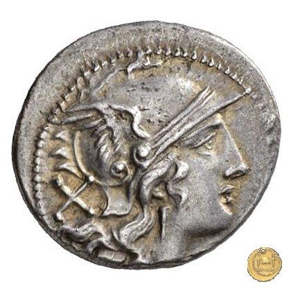 78/1 - bastone (staff) 209-208a.C. (Sicilia)