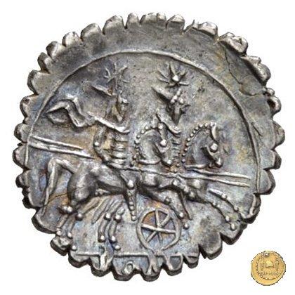 79/1 - ruota (wheel) 209-208BC (Sicilia ?)