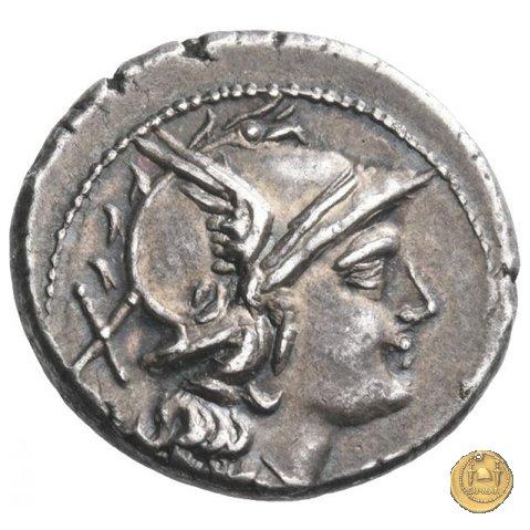 80/1 - delfino (dolphin) 209-208BC (Sicilia ?)