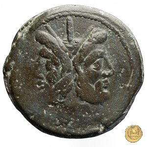 80/2 - asse 209-208a.C. (Sicilia ?)