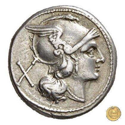 83/2 - punta di lancia (spearhead) 211-210a.C. (Italia Sud Est)