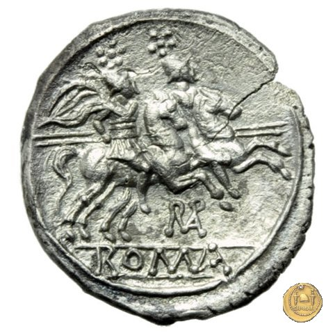84/1 - ROMA 211-210BC (Italia Sud Est)