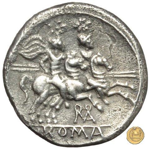 84/2 - ROMA 211-210BC (Italia Sud Est)