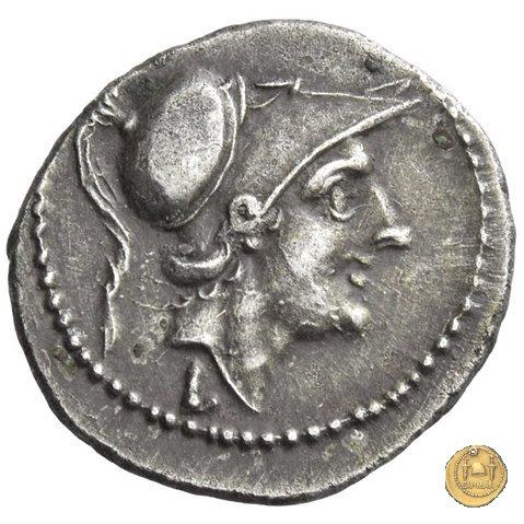 98A/2 - Minerva / Cavaliere - L / T 211-210BC (Luceria)
