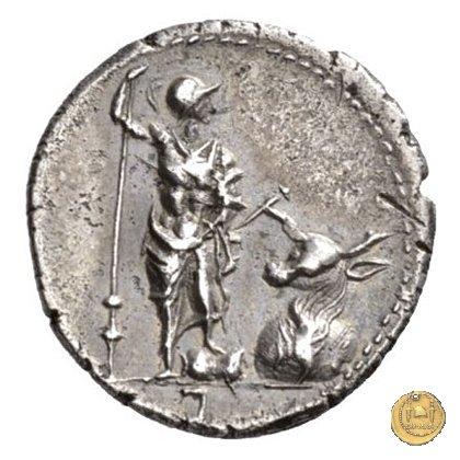 9b - Guerriero e toro 89BC (Bovianum ?)