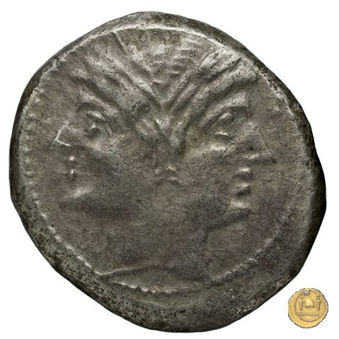 didramma (emissione: Spagna) 215-212BC (Spagna)