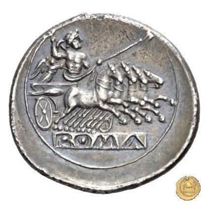 didramma o quadrigato 225-212a.C. (Roma)