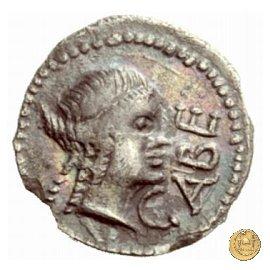 obolo M. Aemilius Lepidus 44-42BC (Cabellio)