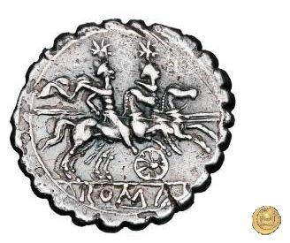 79/1 - ruota (wheel) 209-208a.C. (Sicilia ?)