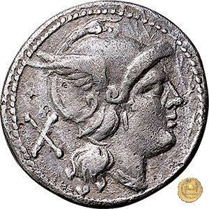61/1 - Vittoria (Victory) 211-208a.C. (Italia Centrale)